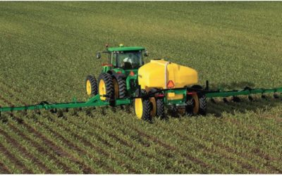FIMCO Enjoined From Using John Deere & Co.'s Trademarked Green and Yellow Colors