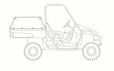 J-Top UTV Products are Patented